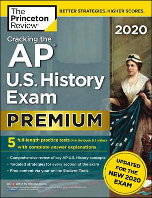 Cracking the AP U.S. History Exam 2020