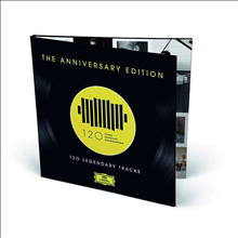 도이치 그라모폰 - 120주년 기념 에디션 (DG - The Anniversary Edition - 120 Legendary Tracks) (7CD) - 여러 아티스트