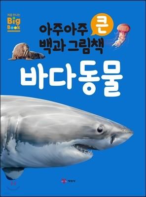아주아주 큰 백과 그림책 : 바다 동물