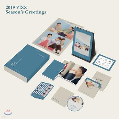 빅스 (VIXX) 2019 시즌 그리팅