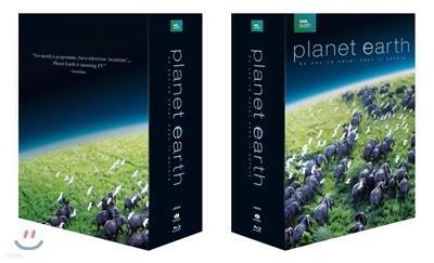 살아있는 지구 FE (4Disc) : 블루레이