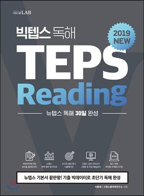 빅텝스 독해 TEPS Reading