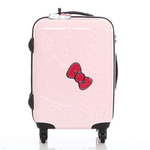 헬로키티 KCT124PK 사쿠라 핑크 24인치 수화물용 캐리어 여행가방