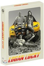 [Blu-ray] 로건 럭키 (1Disc 스틸북 풀슬립 B타입 넘버링 한정판) : 블루레이