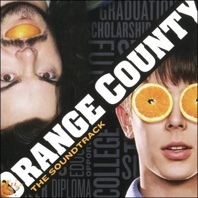 오렌지 카운티 영화음악 (Orange County OST) [오렌지 컬러 2LP]