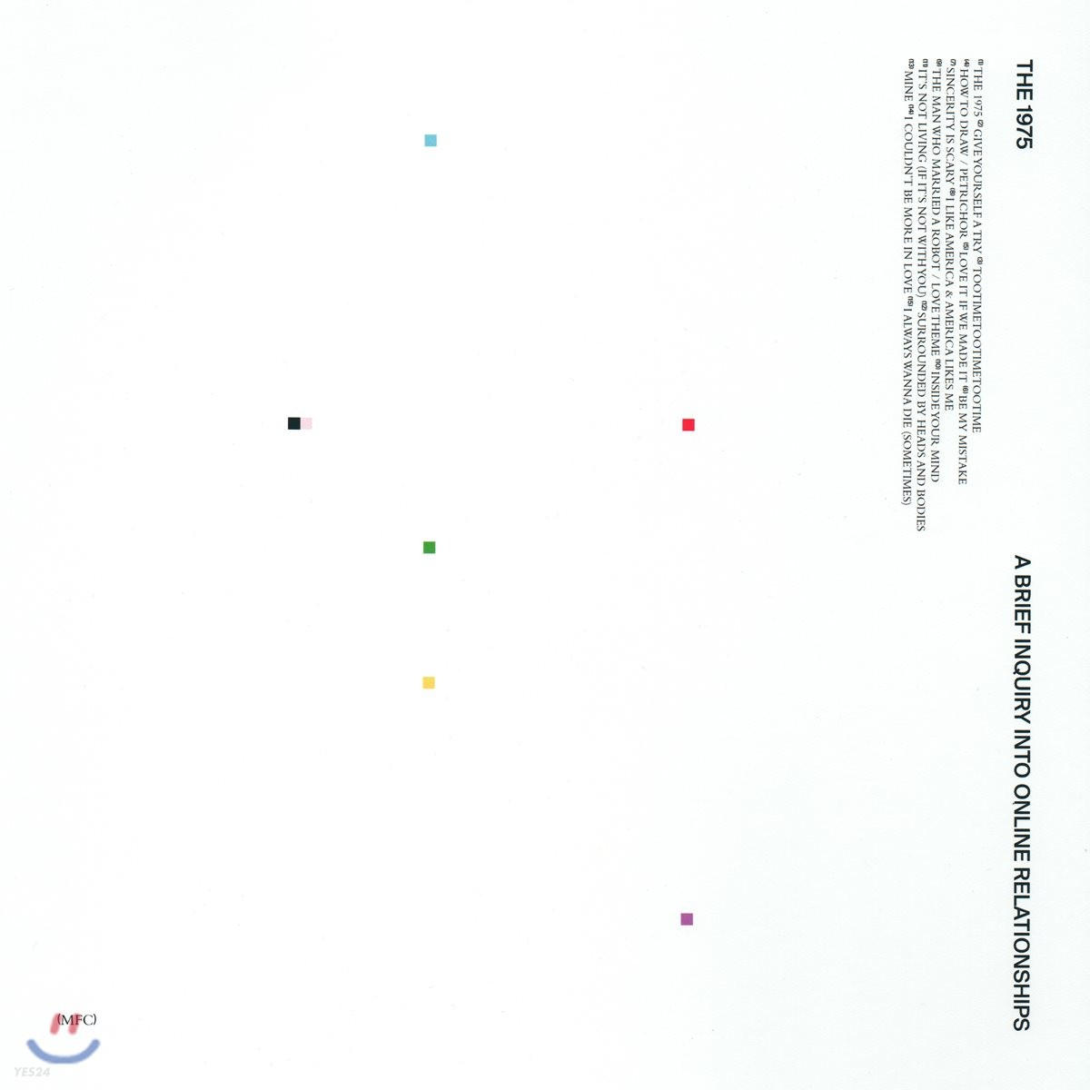 The 1975 - A Brief Inquiry Into Online Relationships 정규 3집