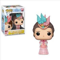 Funko - (펀코)Funko Pop! Disney: Mary Poppins - Mary (Pink Dress)(디즈니)(메리포핀스)
