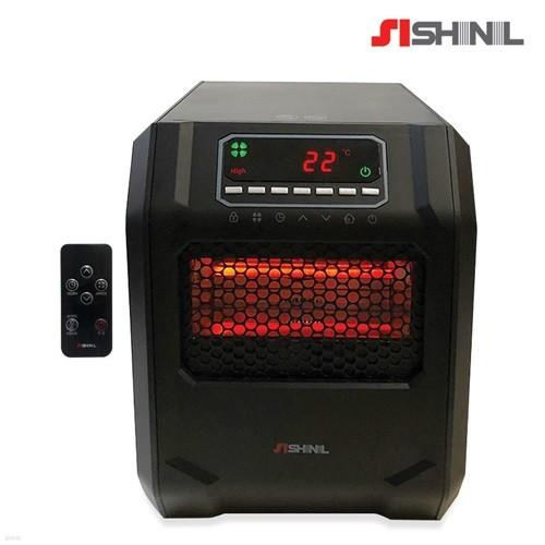 신일 ECO 원적외선 세라믹 전기히터 SEH-RB190 리모컨 어린이안전장치_사본