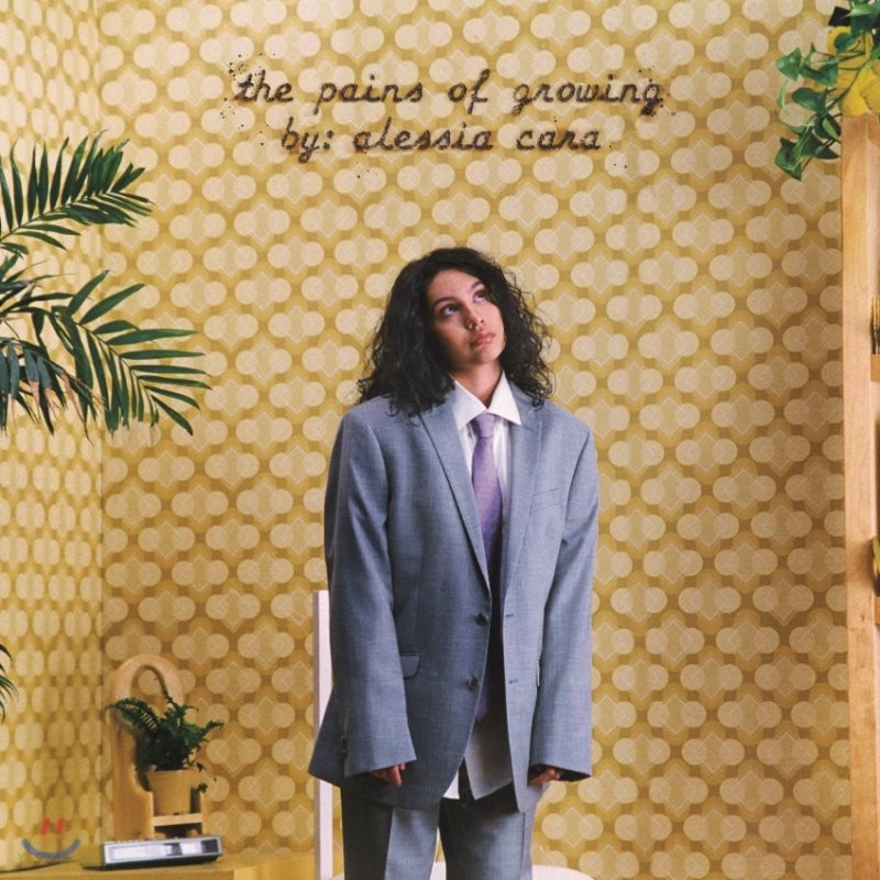 Alessia Cara (알레시아 카라) - 2집 Pains Of Growing