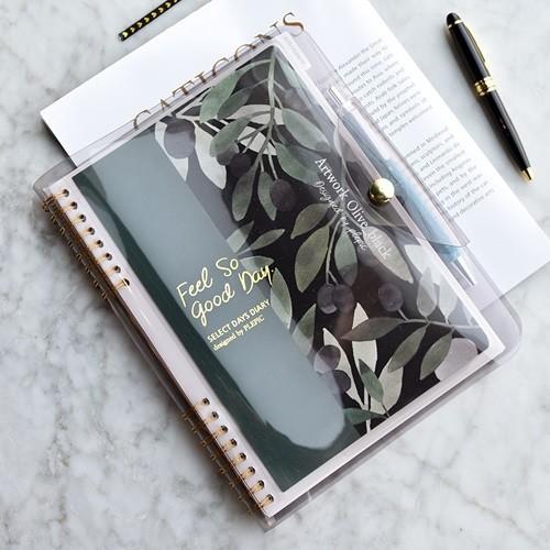 [플레픽볼펜GIFT]2019 Select Days Diary