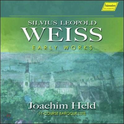 Joachim Held 류트로 연주하는 바이스 (Weiss: Early Works)