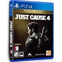 PS4 저스트 코즈 4 한글 골드에디션