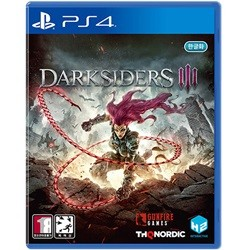 PS4 다크사이더스 3 한글 일반판 예약
