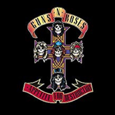 Guns N' Roses - Appetite For Destruction (Remastered)(CD)