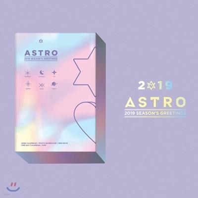 아스트로 (ASTRO) 2019 시즌 그리팅 [Holiday ver.]