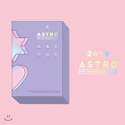 아스트로 (ASTRO) 2019 시즌 그리팅 [Sunny Day ver.]