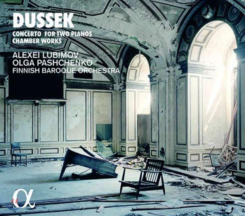 Alexei Lubimov 두세크: 두대의 피아노를 위한 협주곡, 피아노 5중주 (Dussek: Concerto For Two Pianos & Chamber Works)