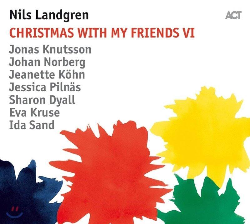 Nils Landgren (닐스 란드그렌) - Christmas With My Friends VI [LP]