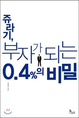 쥬라기, 부자가 되는 0.4%의 비밀