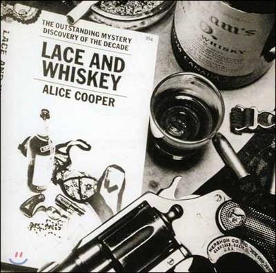 Alice Cooper (앨리스 쿠퍼) - Lace And Whiskey [위스키 브라운 컬러 LP]