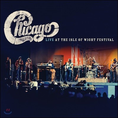 Chicago (시카고) - Live At The Isle Of Wight Festival [2LP]