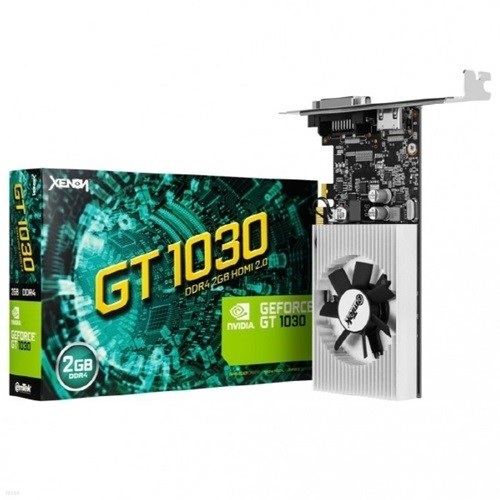 이엠텍 XENON 지포스 GT1030 D4 2GB