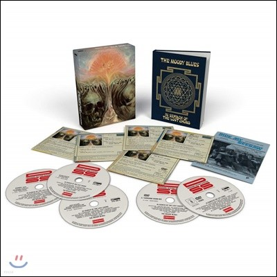 Moody Blues - In Search Of The Lost Chord 무디 블루스 3집 [발매 50주년 기념]