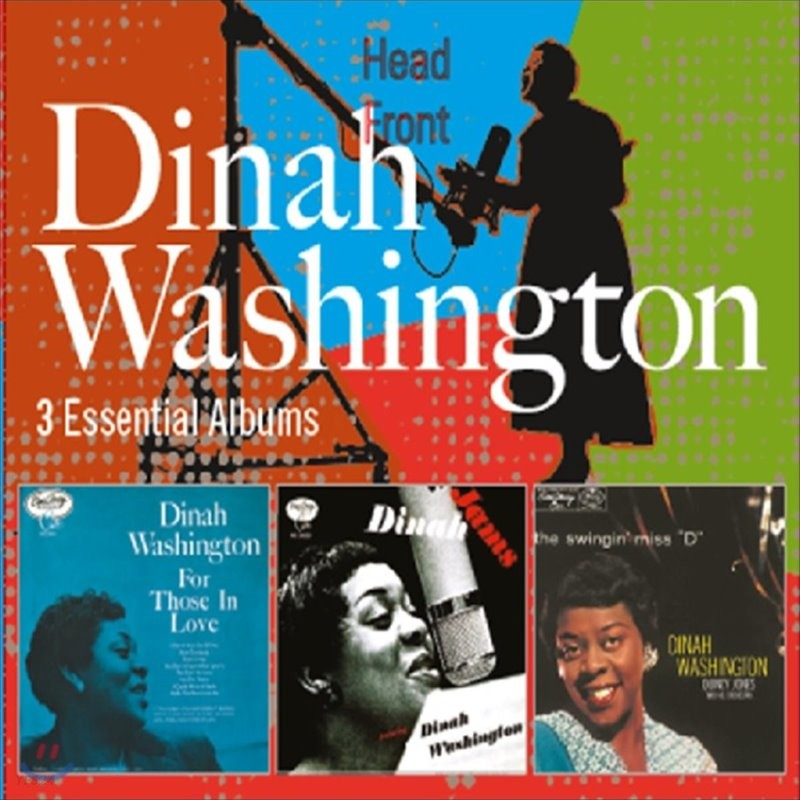 Dinah Washington (디나 워싱턴) - 3 Essential Albums