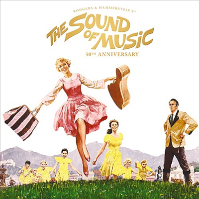 O.S.T. - The Sound Of Music (사운드 오브 뮤직) (50th Anniversary Edition)(Soundtrack)(일본반)