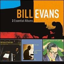 Bill Evans (빌 에반스) - 3 Essential Albums