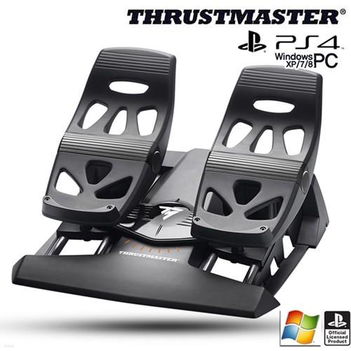 트러스트마스터 TFRP 비행 루더패달(PS4,PC용)