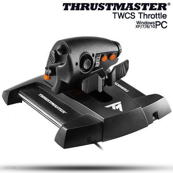 트러스트마스터 TWCS Throttle 비행슬로틀(PC용)