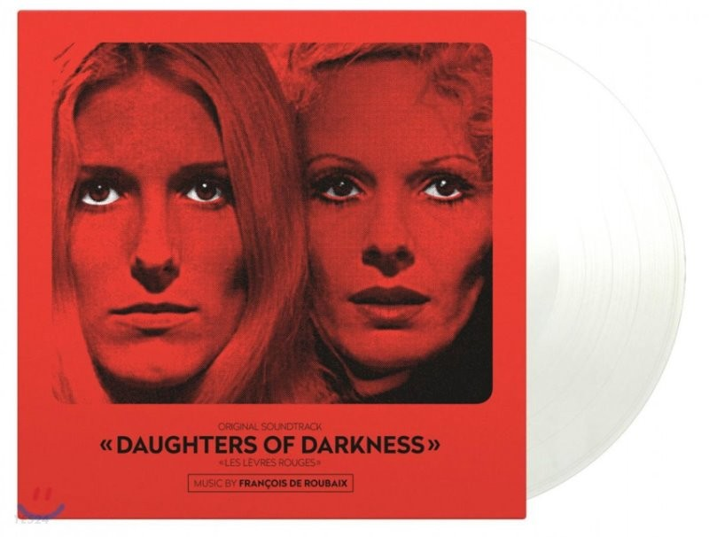 어둠의 딸들 영화음악 (Daughters of Darkness OST by Francois de Roubaix) [투명 컬러 LP]