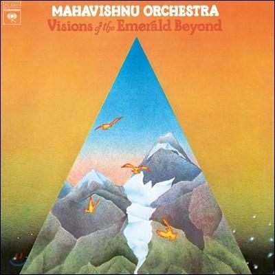 Mahavishnu Orchestra (마하비시누 오케스트라) - Visions Of The Emerald Beyond [LP]