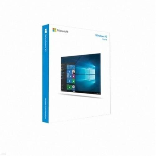 마이크로소프트 Windows 10 home 처음사용자용 한글 USB