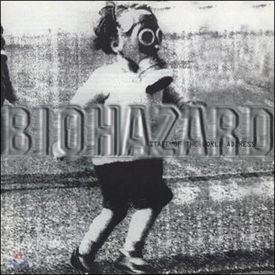 Biohazard (바이오하자드) - State of the World Address [LP]