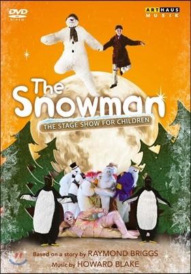 Nic Raine 하워드 블레이크: 뮤지컬 '스노우맨' (Howard Blake: The Snowman)