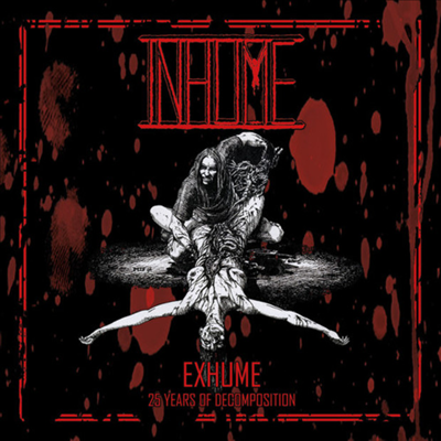 Inhume - Exhume: 25 Years Of Decomposition (Digipack)