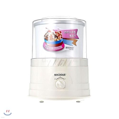 [특가_맥도스] 아이스크림 제조기 MDI-7007G