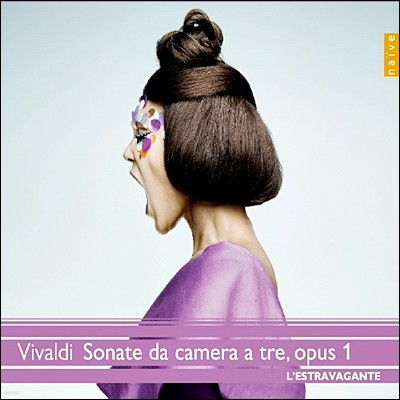 L'Estravagante 비발디: 실내 소나타 (Vivaldi: Trio Sonatas (12) for Two Violins & Continuo, Op. 1)
