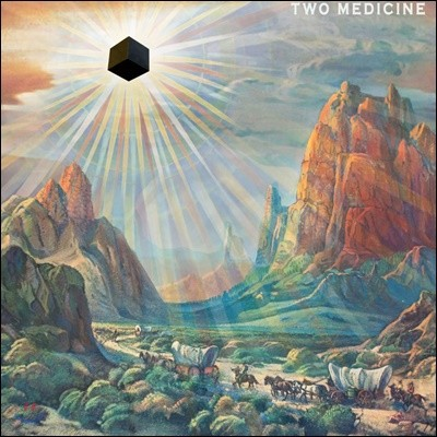 Two Medicine (투 메디신) - Astropsychosis [LP]