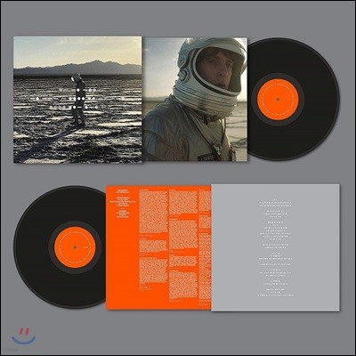 Spiritualized (스피리튜얼라이즈드) - And Nothing Hurt 8집 [LP]