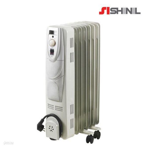 신일 전기 라디에이터 7핀 청정난방 기본형 SER-SJ15CM