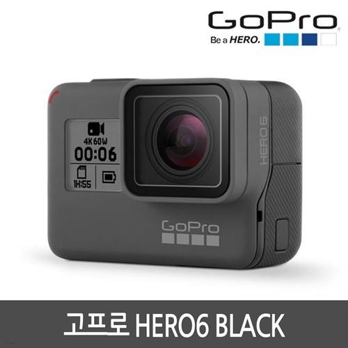 (정품판매처) 고프로 HERO6 히어로6 블랙