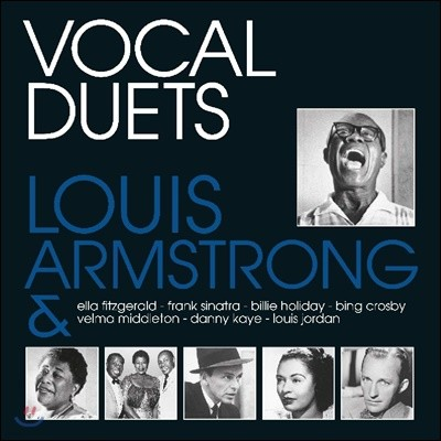 Louis Armstrong - Vocal Duets 루이 암스트롱 듀엣 모음집 [LP]