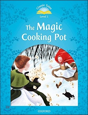Classic Tales Level 1-7 : The Magic Cooking Pot (MP3 pack)