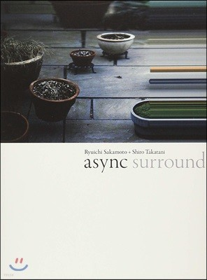 Ryuichi Sakamoto (류이치 사카모토) - Async surround [Blu-ray]