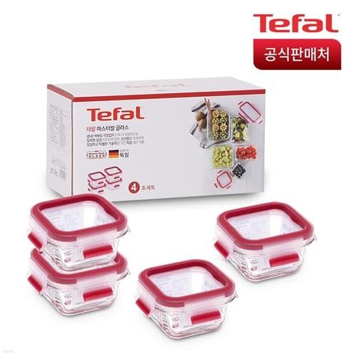 테팔 마스터씰 글라스 이유식세트 기프트박스