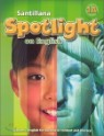 Santillana Spotlight on English 1A : Student Book + Audio CD