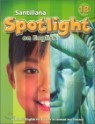 Santillana Spotlight on English 1B : Student Book + Audio CD